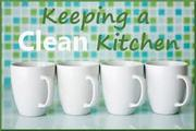 Clean Kitchen