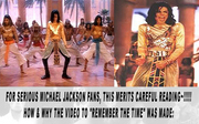 MJ-ancient Egypt video