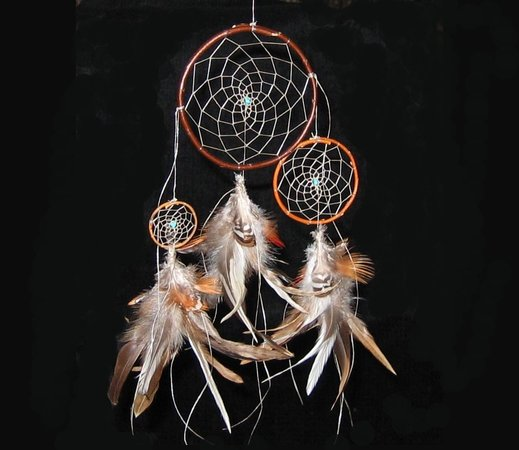 A Native American Indian Dream Catcher Graphic Royalty Free ...