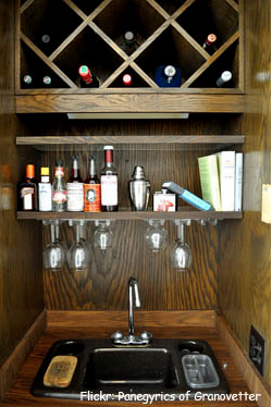 Wet Bar
