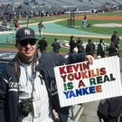 Kevin Youkilis is a real Yankee